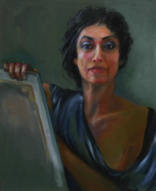 Autoportrait 09