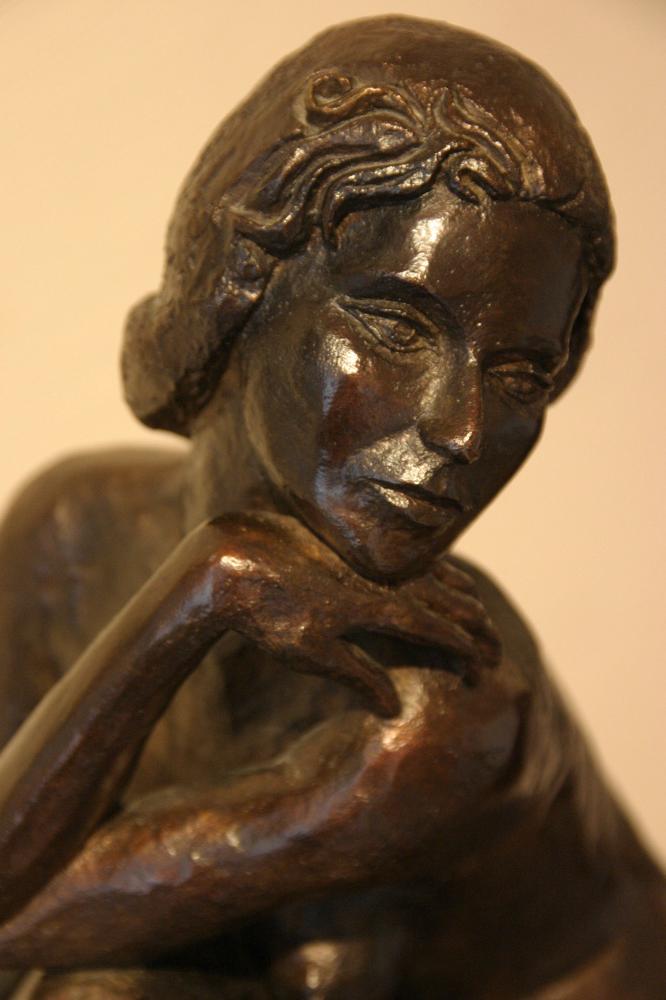 Eve détail Bronze