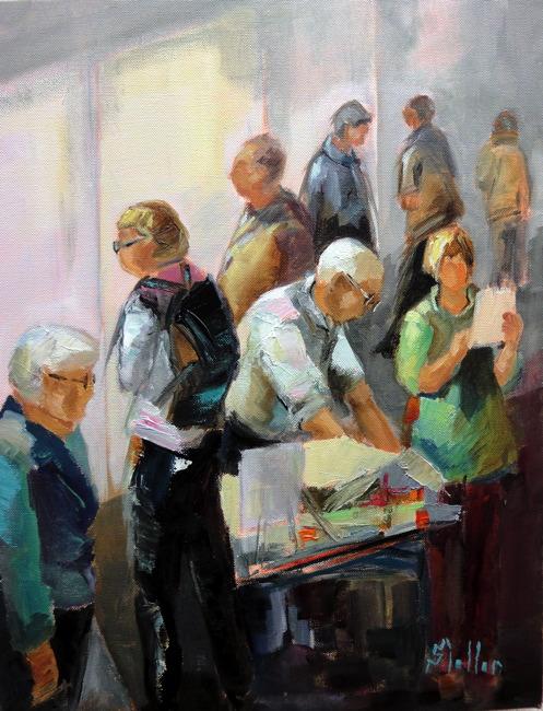 9eme rencontre des artistes à Vernoux