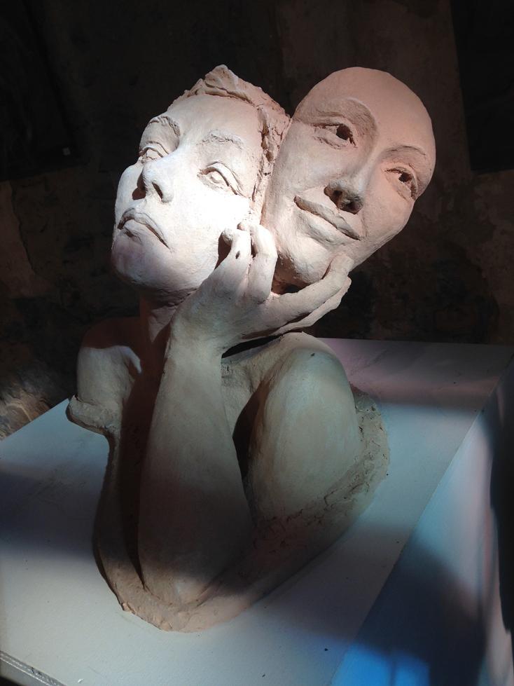 masque maqué