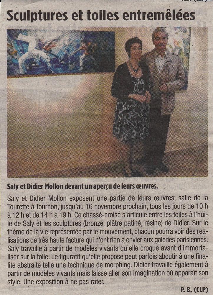 Article Hebdo de l'Ardèche